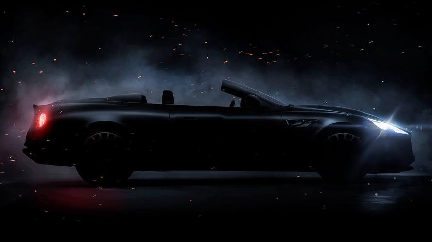 Üstü açık Kahn Vengeance, DB9 Volante'yi yeniden canlandıracak