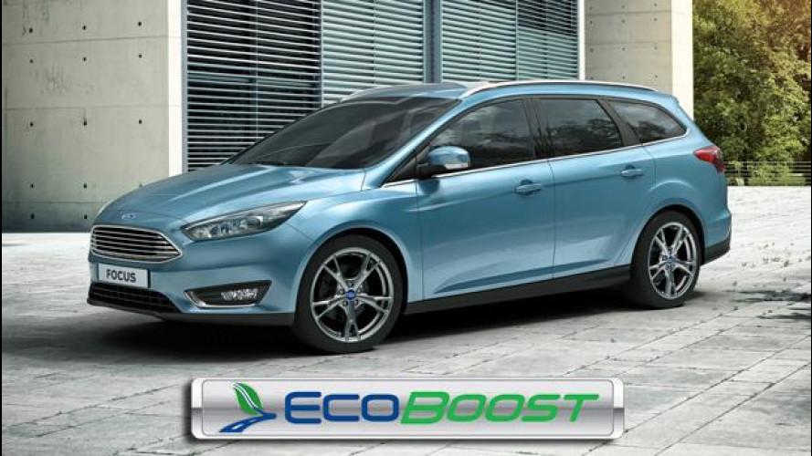 Ford, una su cinque usa l'EcoBoost 1.0