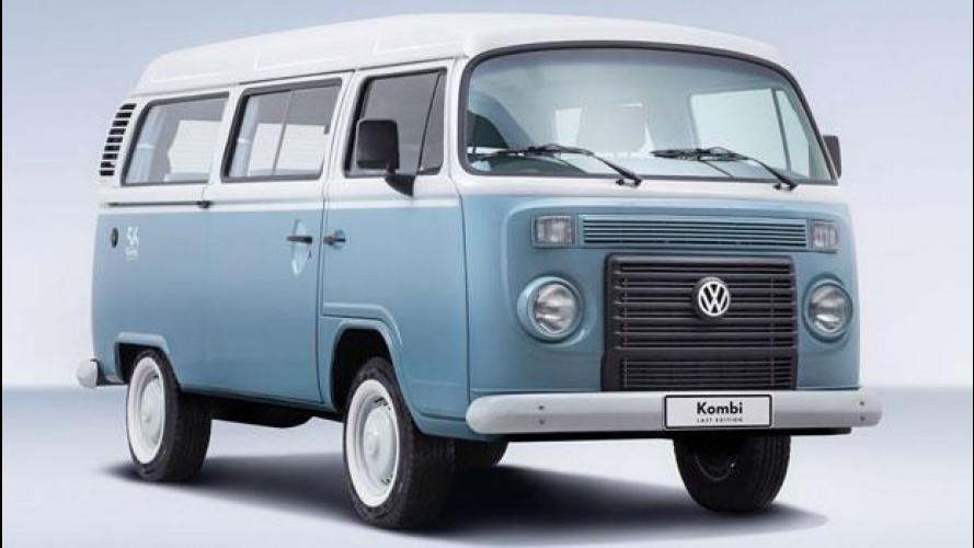 Volkswagen Kombi Last Edition, 600 unità per dire addio ad un