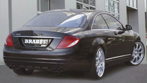 Mercedes CL Coupe By Brabus