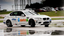 BMW releases video with M5 drifting for 51.278 miles