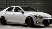 Toyota Mark X G Sports Carbon Roof concept by Gazoo Racing 11.1.2013