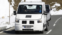 2017 Volkswagen Crafter spy photo