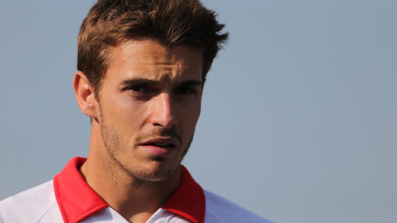 Jules Bianchi (FRA) Marussia F1 Team