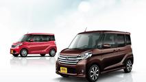 Nissan DAYZ ROOX 08.11.2013
