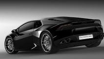 Lamborghini Huracan unofficial configurator screenshot