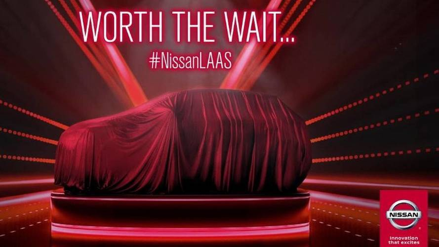 2018 Nissan Kicks Is Likely Hiding Underneath This Cover