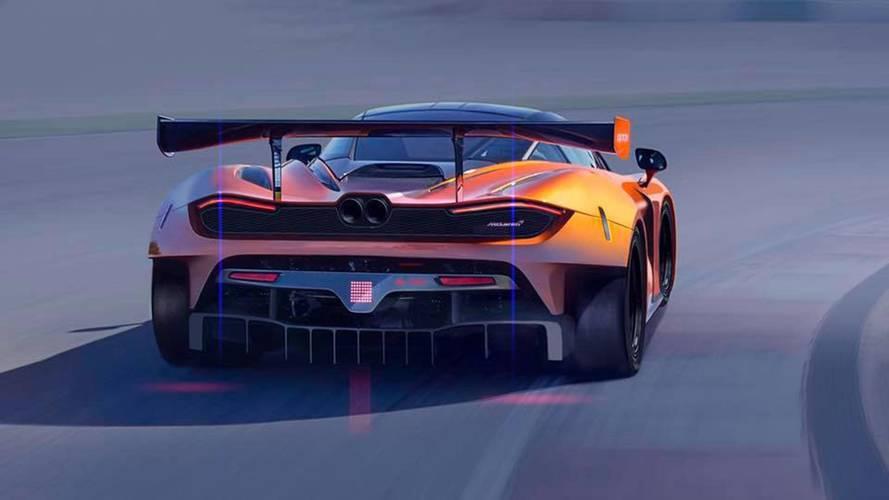 McLaren 720S GT3 – Une bête de course !