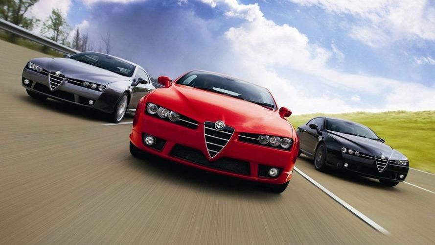 Alfa Romeo Brera S Revealed (UK)