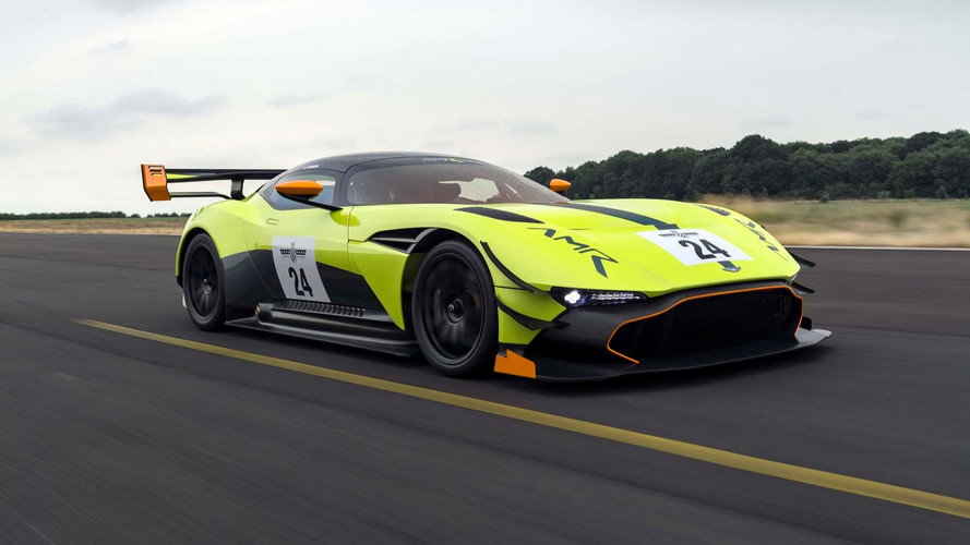 Aston Martin Vulcan AMR Pro Challenges The Laws Of Physics