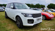 Range Rover by Overfinch at 2017 Goodwood Festival of Speed