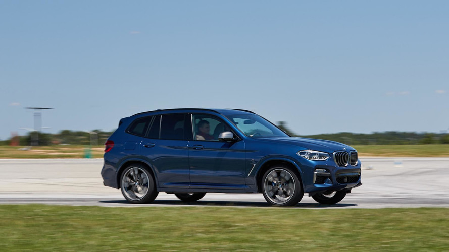 2018 BMW X3 M40i First Ride: A Promising Teaser
