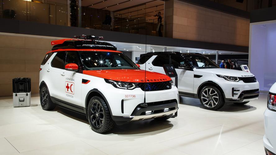 Land Rover özel araçlar konusunda Jaguar liderliğinde ilerleyecek