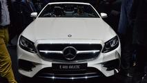 2018 Mercedes-Benz E-Class Cabriolet
