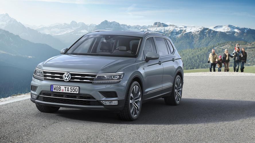 Mais vendidos na Europa – VW Tiguan entra no top 5 em abril