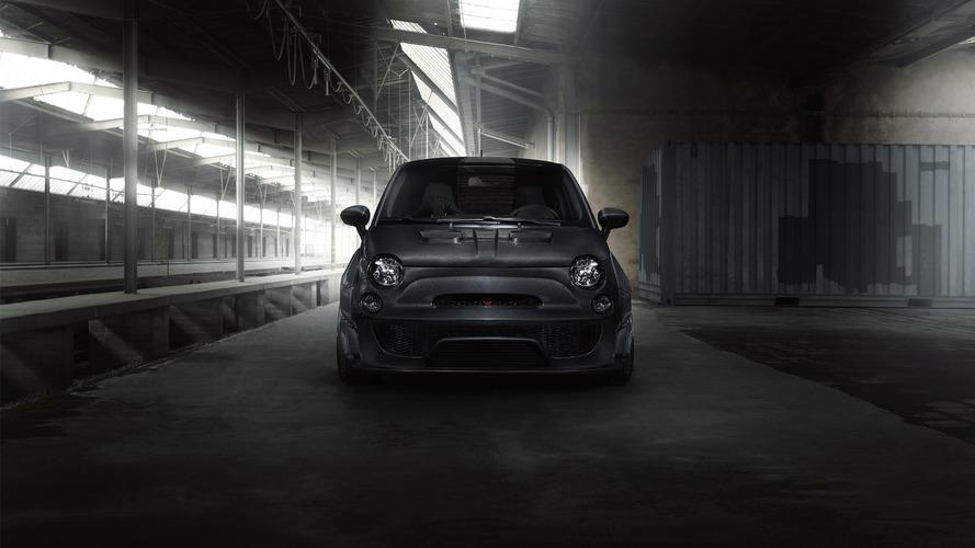 Pogea Ares, o Fiat 500 Abarth de 411 cv