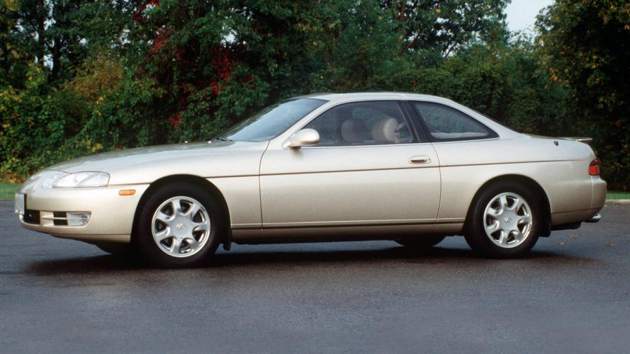 1991-2001 Lexus SC