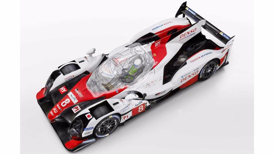 Toyota Uses Virtual Human Modeling Tech To Make Motorsports Safer