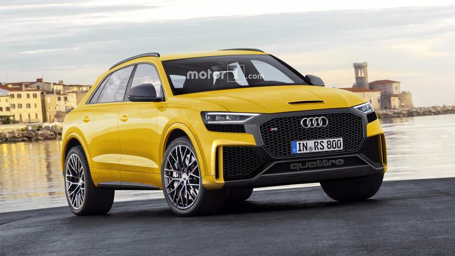 Audi RS Q8 gerçek olmaya bir adım daha yaklaştı