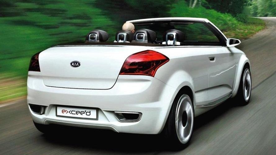 2007 Kia excee'd concept