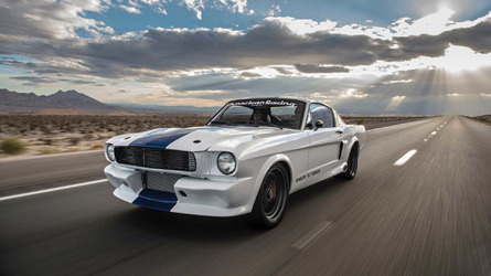 Classic Recreations Pro-Touring 1966 Shelby Mustang GT350CR First Drive