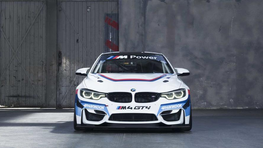 BMW M4 GT4 2017: el Serie 4 más 'bestia' que te puedes comprar