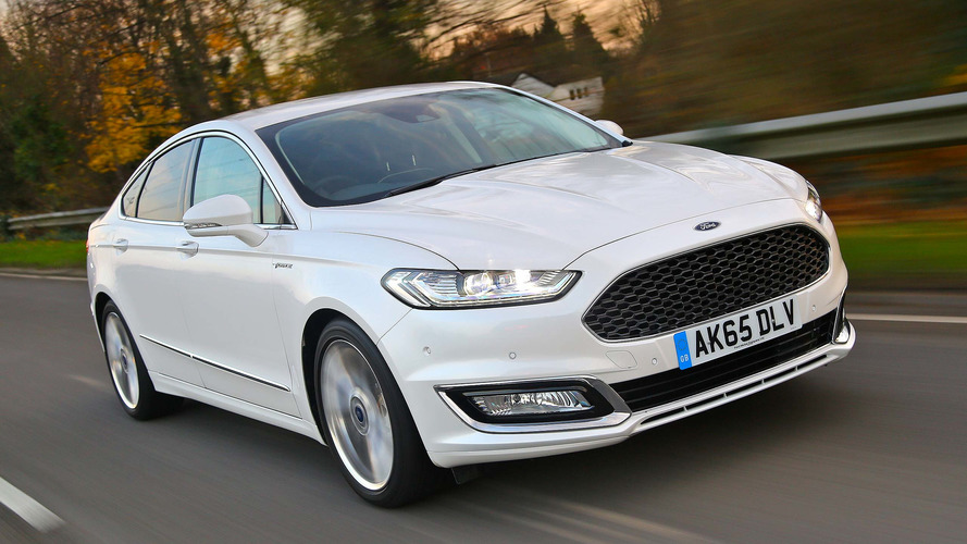 Now Ford Mondeo Under Emissions Cloud