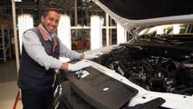 Ekvador VW Amarok üretim