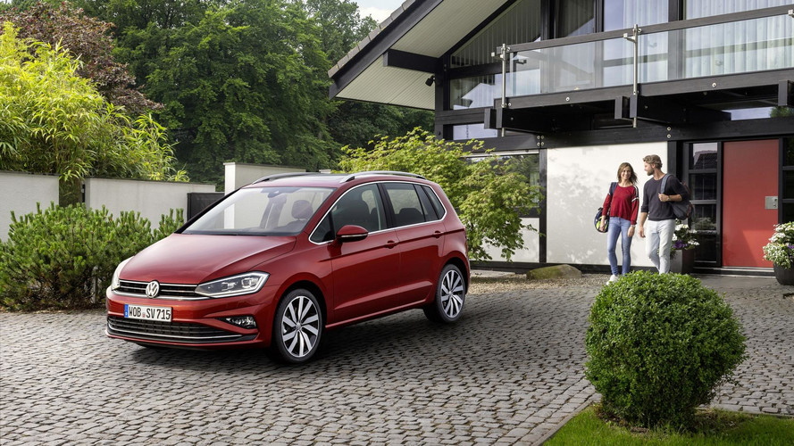 2018 VW Golf Sportsvan Facelift Unveiled With More Technology