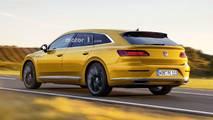 VW Arteon wagon render