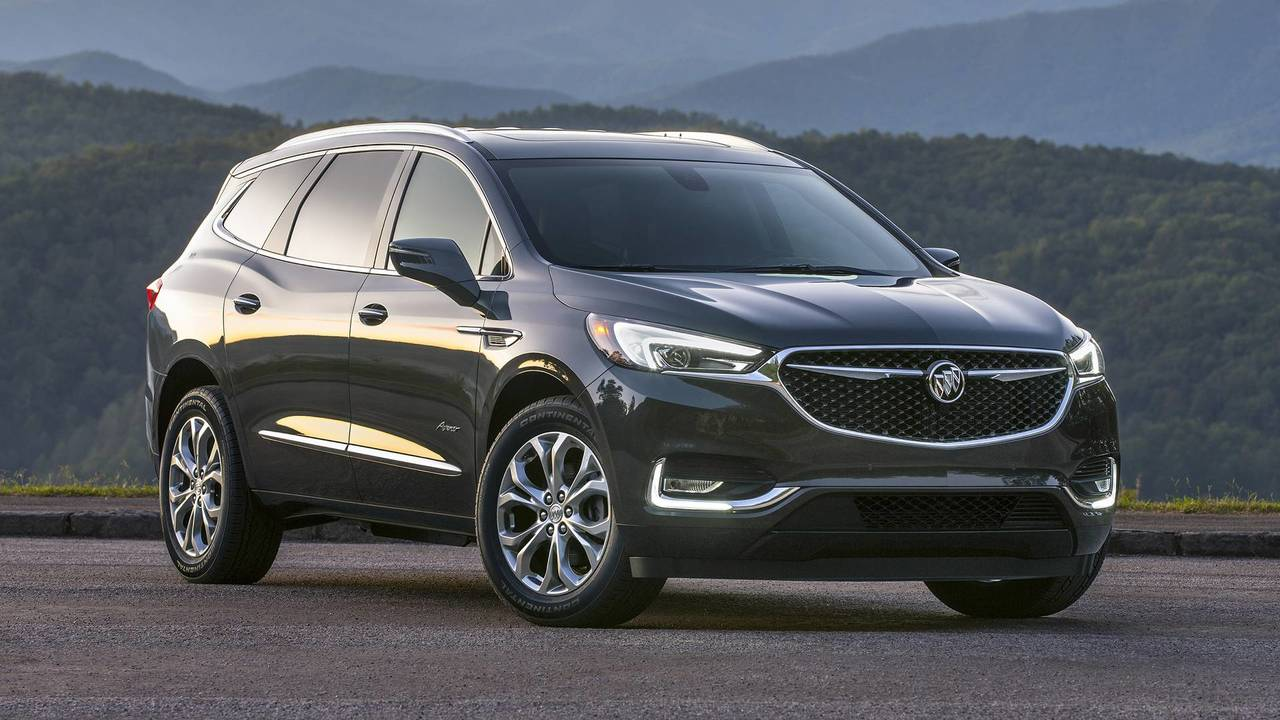 Buick Enclave Seating Capacity >> 2018 Buick Enclave First Drive: The Future Is Avenir