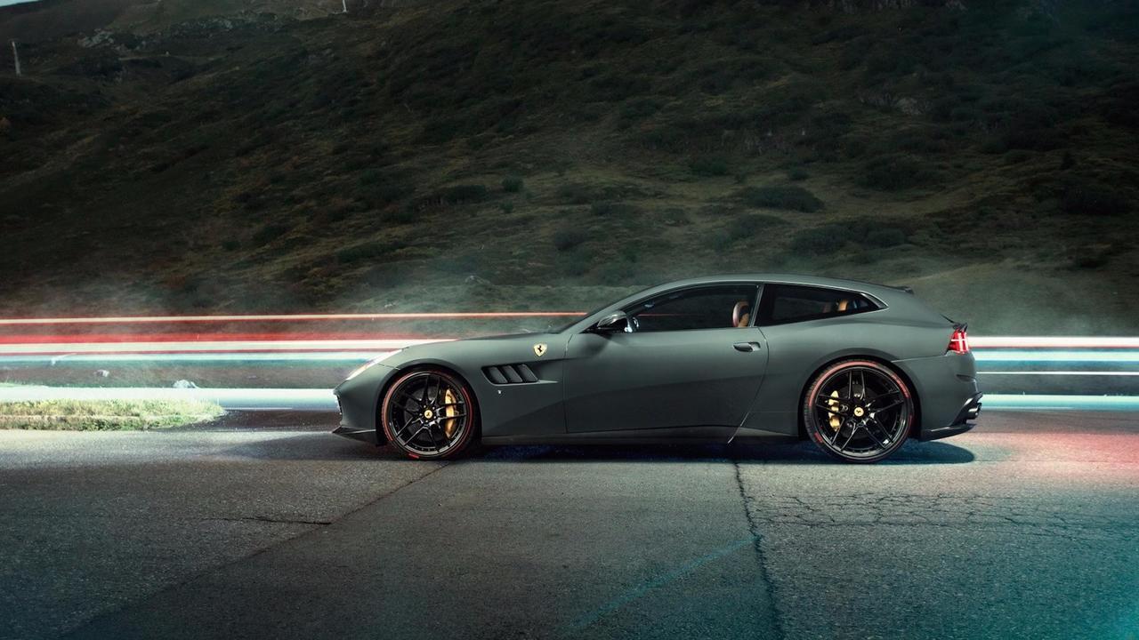 Novitec Ferrari GTC4Lusso