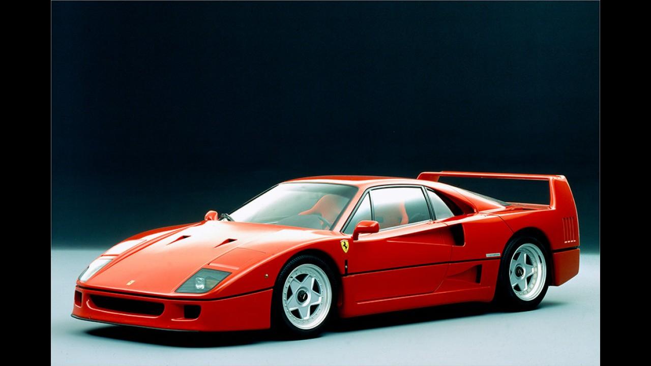 1987: Ferrari F40