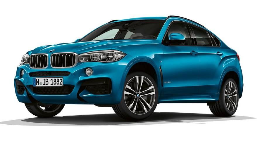 Különleges kiadásokkal bővült a BMW X5 és X6 kínálata