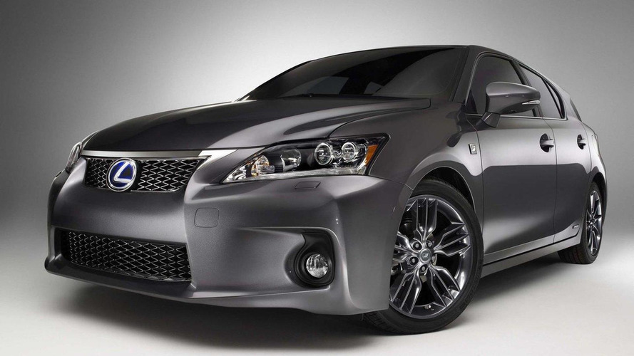 Lexus announces special editions of the 2012 LS 460, ES 350 and CT 200h