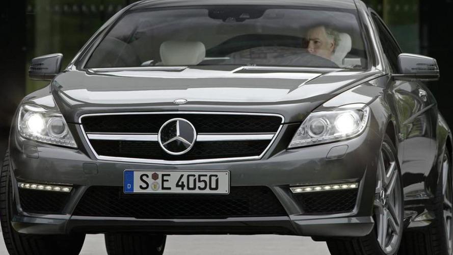 2011 Mercedes CL63 & CL65 AMG revealed