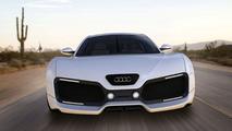 Audi RS7 Concept artist design interpretation - 1000 - 11.03.2010