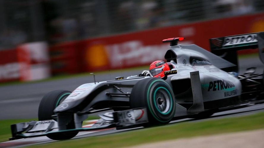 Schu 'lost instructions' to F1 dominance - report