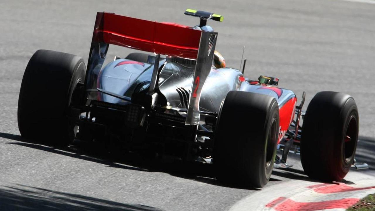 Lewis Hamilton (GBR), McLaren Mercedes - Formula 1 World Championship, Rd 14, Italian Grand Prix, Friday Practice, 10.09.2010 Monza, Italy