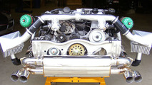Switzer P800 tuning package for Porsche 911 Turbo 25.02.2010