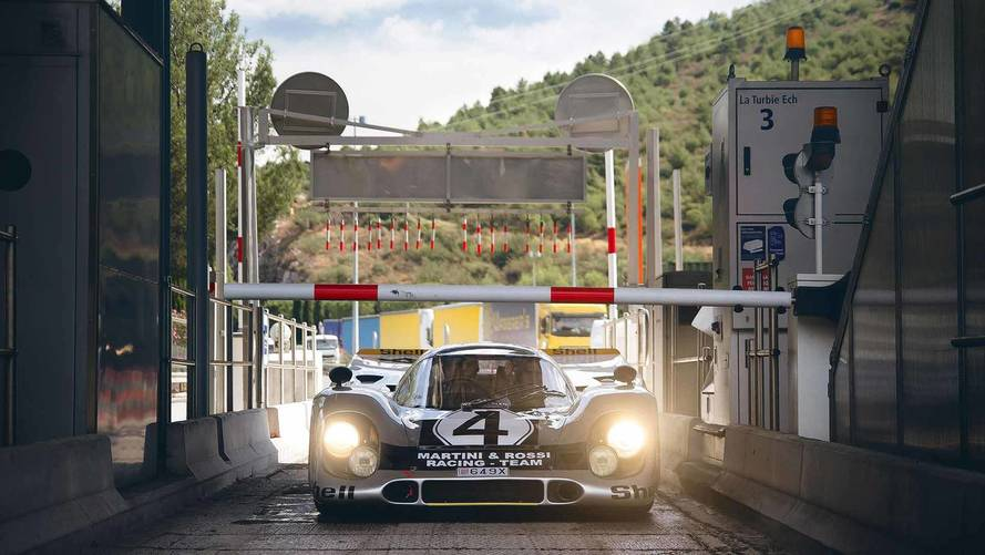 Street Legal Porsche 917