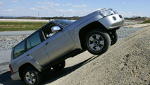 Nissan's New Extreme Off-Road Test Track