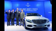 Mercedes spricht Chinesisch