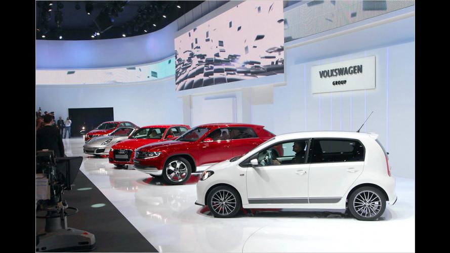 ,Leidenschaft für schöne Autos, Engagement für die Umwelt