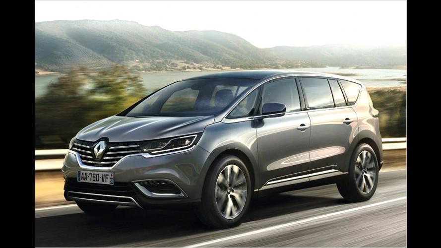 Das kostet der neue Renault Espace