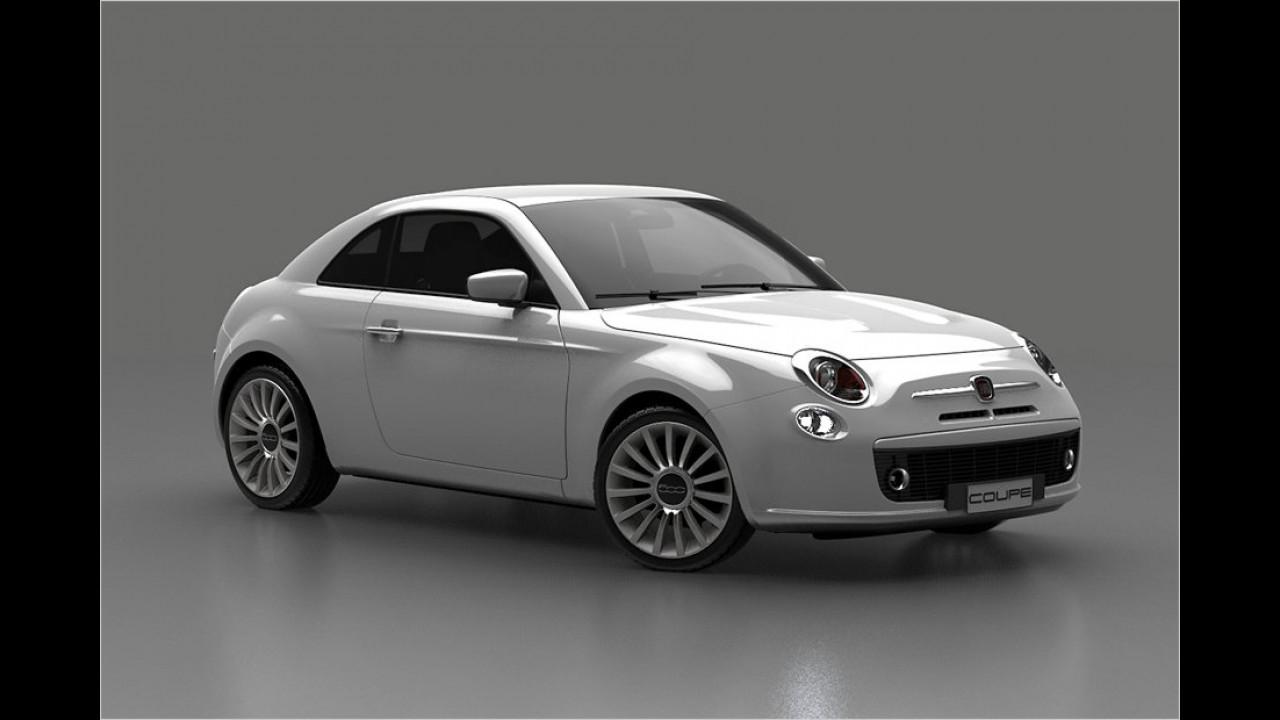 Fiat 500 Coupé