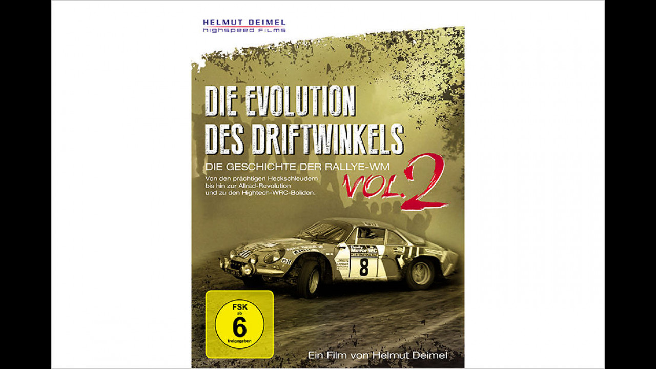 Die Evolution des Driftwinkels Vol.2