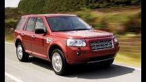 Land Rover LR2 HSE
