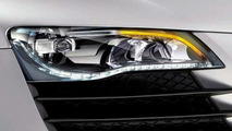 Audi R8 LED headlamp