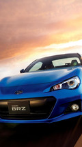 2015 Subaru BRZ introduced in Japan